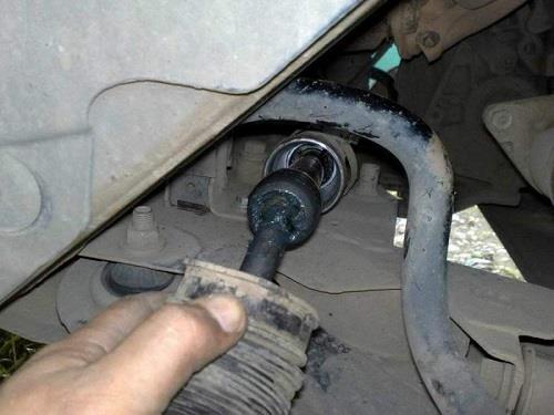 ремонт рулевой рейки ваз 2109. Тяги