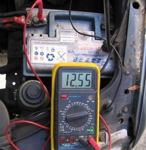 Фото анализа состояния регулятора напряжения генератора, insidecarelectronics.com