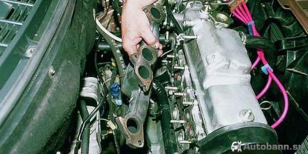 замена неисправного катализатора на Калине 8 клапанов