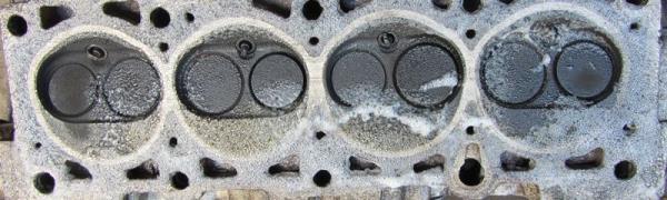 Замена прокладки ГБЦ и снятие головки ВАЗ 2109