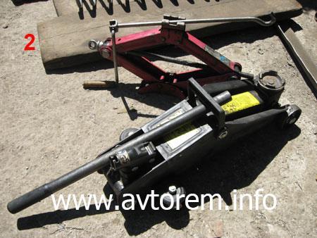 Инструмент для замены задних пружин на автомобилях ВАЗ-2101, ВАЗ-2104, ВАЗ-2105, ВАЗ-2106, ВАЗ-2107, Классика