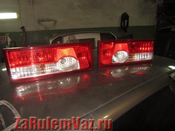 задние фонари ВАЗ 2114 и 2113 освар клюшки цена