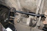 установка заднего стабилизатора от Приоры на ВАЗ 2110
