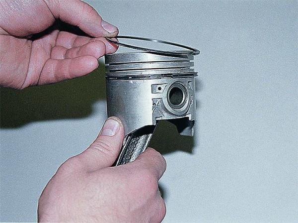 Как самостоятельно заменить маслосъемные кольца на ВАЗ - MegaSOS