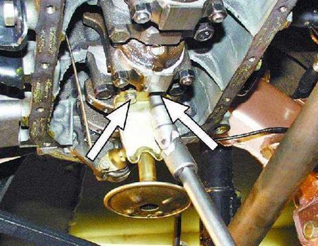 Как заменить масляный насос на ВАЗ 2108, 2109, 21099