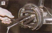 Замена подшипника ступицы задней подвески ВАЗ 2110 2111 2112