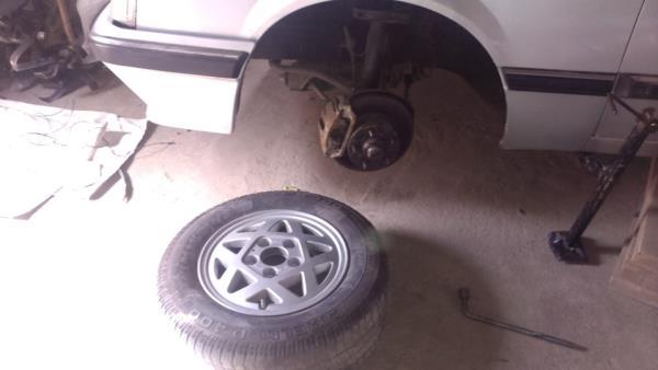 Колеса ваз 2121 ремонт