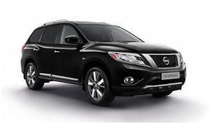 Замена стекла на Nissan Pathfinder