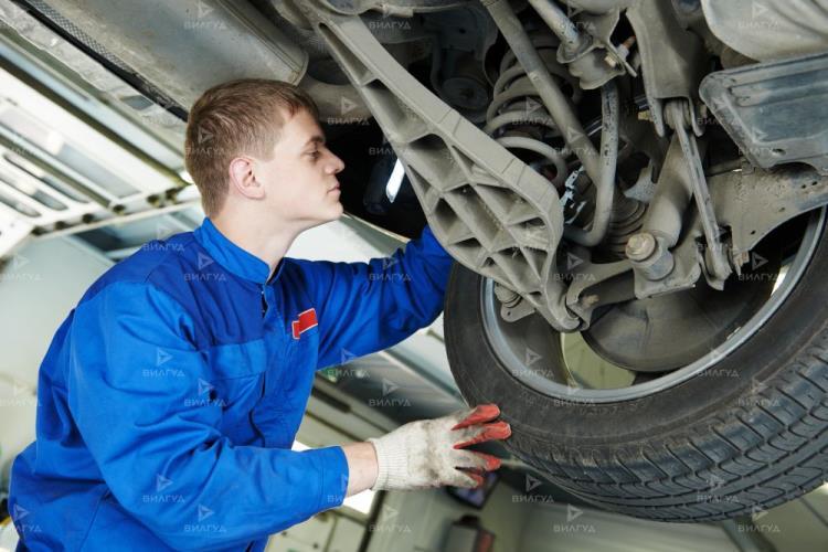 Замена задних рычагов Nissan Sentra во Владивостоке