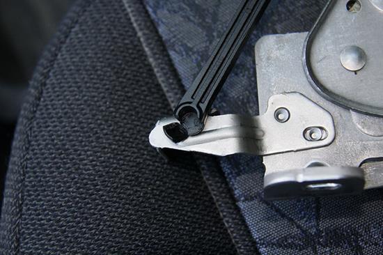 Инструкция по замене ручника Форд Фьюжн