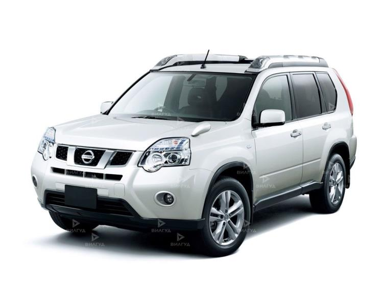 Замена троса ручного тормоза Nissan Patrol во Владивостоке