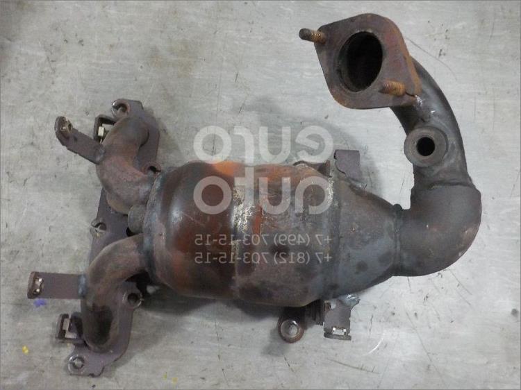Коллектор выпускной для Ford Fusion, двигатель FXJA
