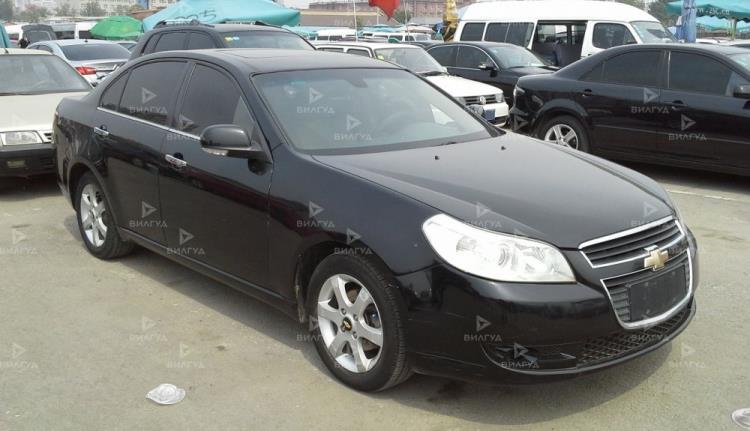 Замена звукового сигнала Chevrolet Epica в Тюмени