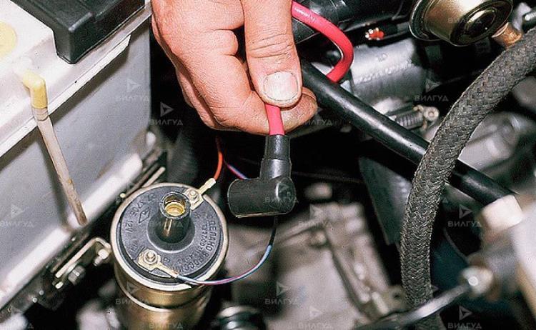 Замена катушки зажигания Toyota RAV 4 во Владивостоке