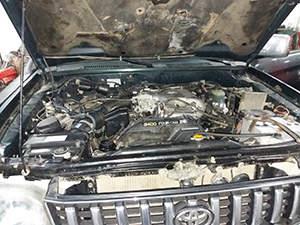 Ремонт двигателя (ДВС) Toyota Highlander: фото работ автосервиса ДжапСервис в Москве №2