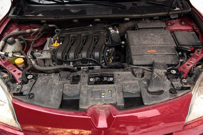 амена свечей Renault Megane 2