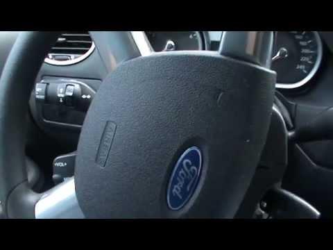 ford c-max как снять руль
