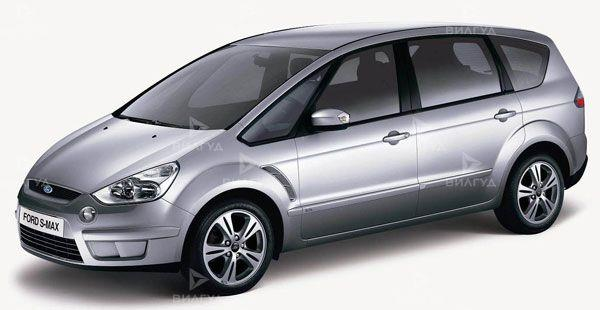 Замена звукового сигнала Ford S Max в Тюмени