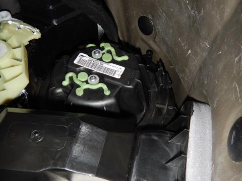 рено дастер замена мотора отопителя