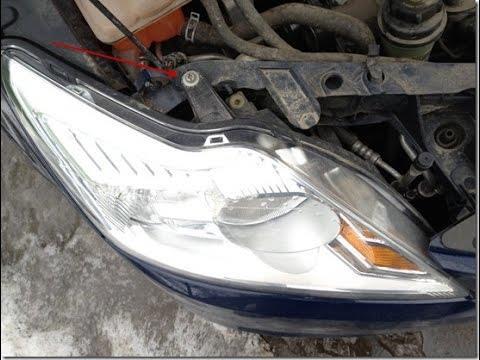 лампа ближнего света форд с макс