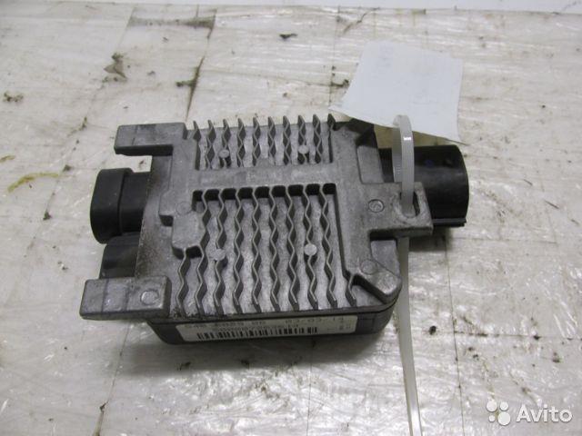 ford s-max блок вентилятора