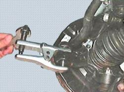 Как заменить наконечники и рулевые тяги Тойота Камри
