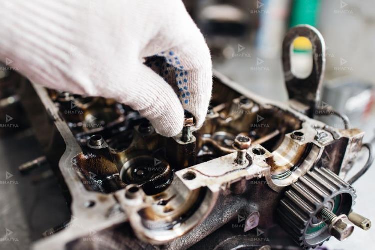 Регулировка клапанов двигателя Toyota RAV 4 в Тюмени