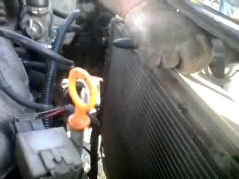 замена радиатора кондиционера форд s max