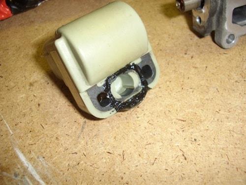 Обработка герметиком