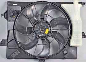 Система охлаждения Хендай Солярис