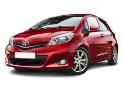 Ремонт Toyota Yaris 5d