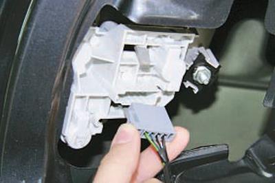 Замена ламп Форд мондео 4 (2007-2014)