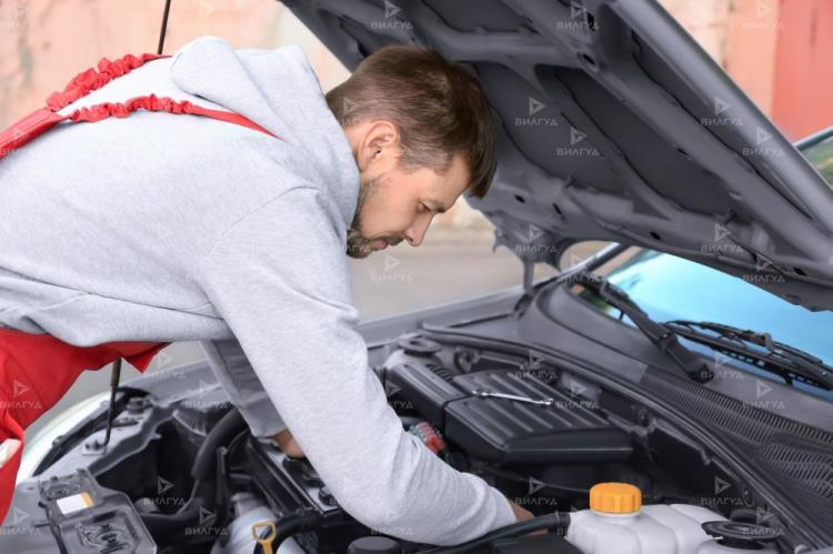 Замена моторчика печки Toyota Celica в Тольятти