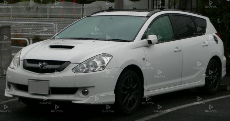 Замена термостата Toyota Caldina в Тюмени