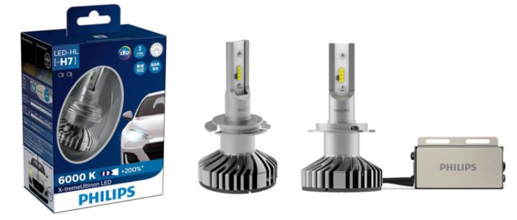 Philips H7 X-Treme Ultinon LED