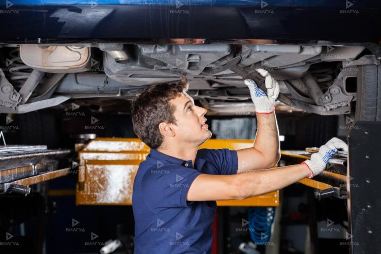 Замена звукового сигнала Ford Fiesta в Тюмени