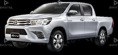 Замена рулевого наконечника Toyota Hilux в Кирове