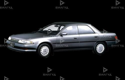 Замена моторчика печки Toyota Carina Ed