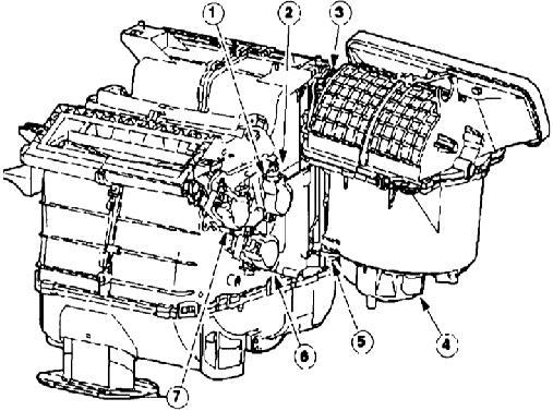 Компактна и производительна: система обогрева в Mondeo