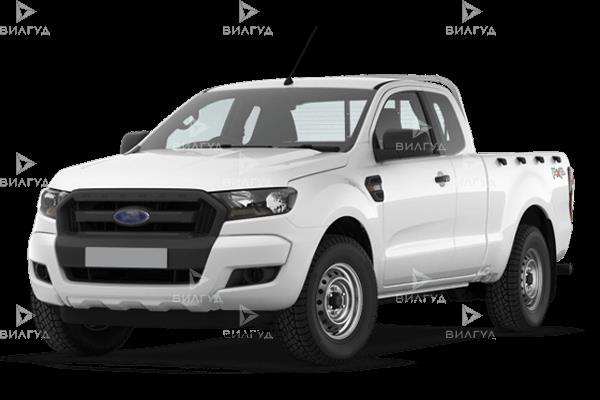 Замена шкива коленвала Ford Ranger в Тюмени
