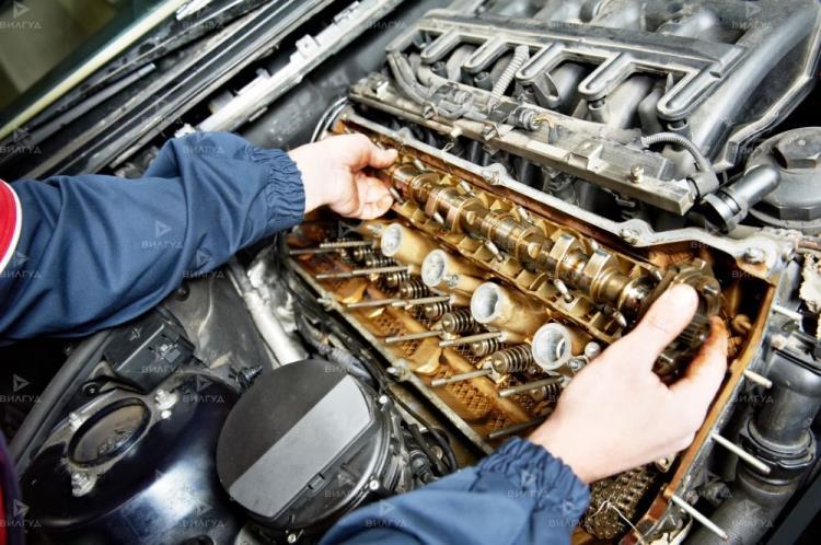 Ремонт дроссельного узла Toyota Caldina в Тольятти