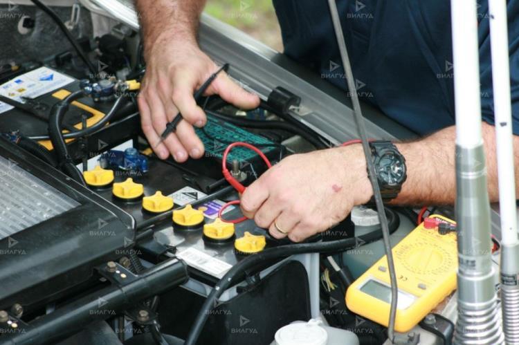 Ремонт электрики Toyota Land Cruiser в Уфе