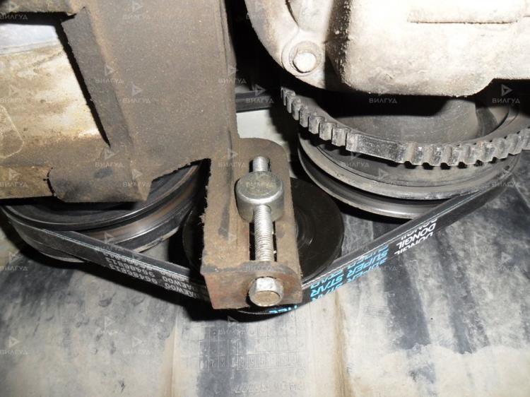 Замена ремня кондиционера Ford Explorer в Тюмени