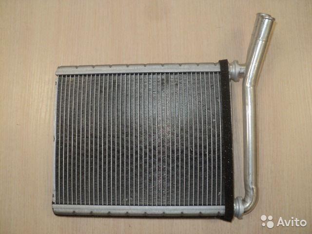 toyota rav4 радиатор отопителя