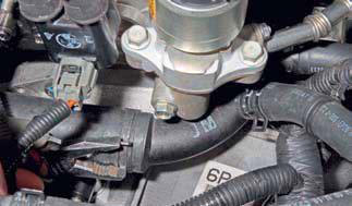 Снятие и установка двигателя Шевроле Лачетти
