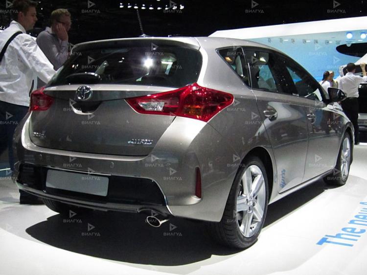 Замена троса сцепления Toyota Auris в Нижневартовске