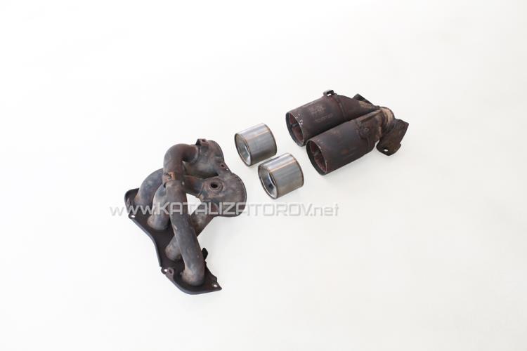 Удаление катализаторов на Toyota Avensis 2.0 VVTi - Катализаторов.НЕТ