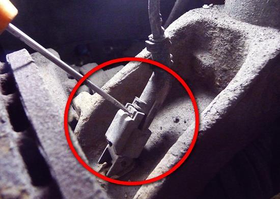 Замена датчика ABS на Ford Focus 2 своими руками. Как заменить датчик ABS Форд Фокус 2 — пошаговая инструкция