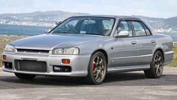 Ремонт рулевой рейки Nissan Skyline