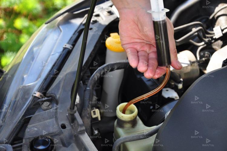 Замена жидкости ГУР Nissan Note в Нижневартовске